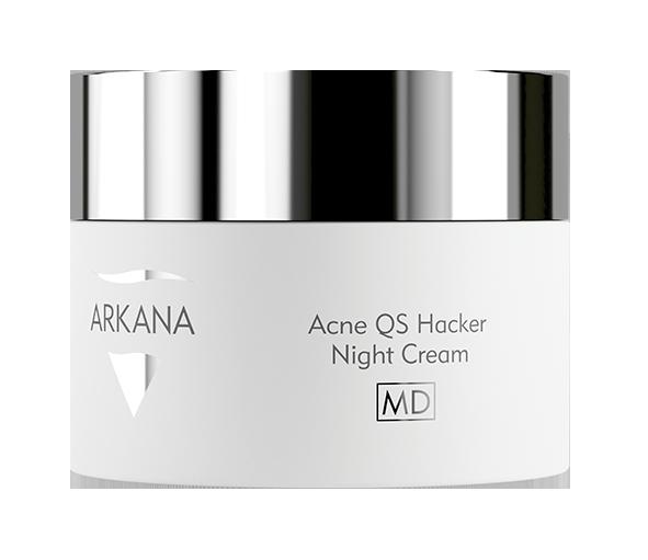 ARKANA noćna krema protiv akni