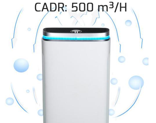 Eco blue prociscivac zraka