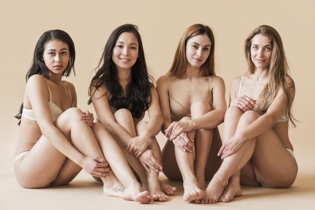 različiti tonovi kože
